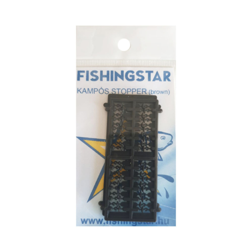 Fishingstar Kampós stopper barna 3mm