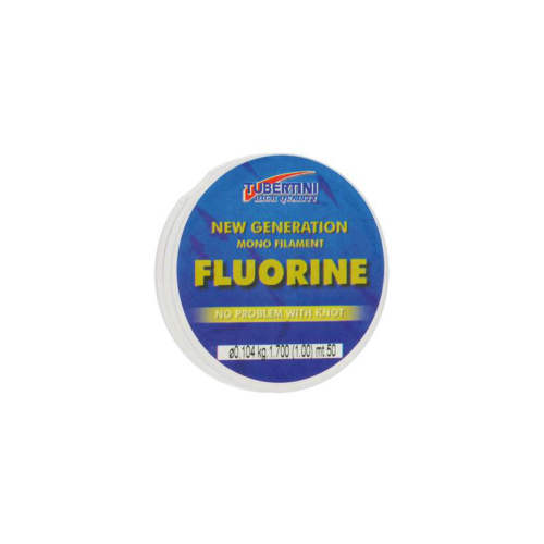 Tubertini Fluorine előke zsinór 0,117 50m 1,950kg