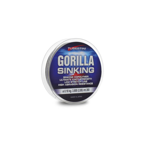 Tubertini Gorilla Sinking süllyedő zsinór 0,22 350m