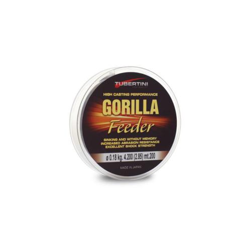 Tubertini Gorilla Feeder zsinór 0,22 200m
