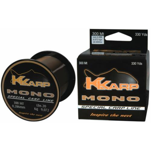 K-Karp Mono 300 0,370, damil