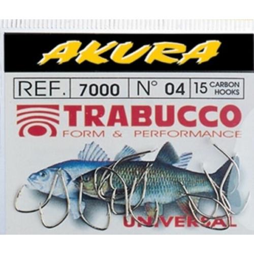Trabucco Akura 7000 08 horog