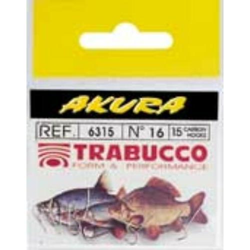 Trabucco Akura 6315 14 horog