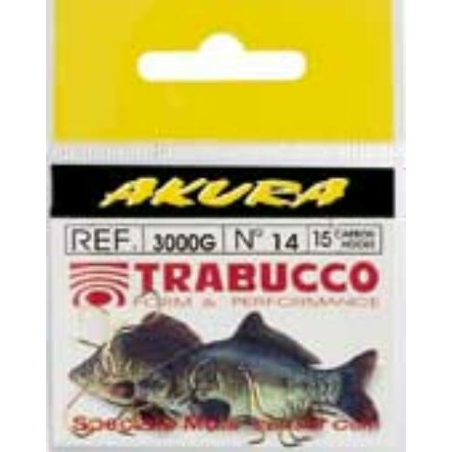 Trabucco Akura 3000g 16 horog