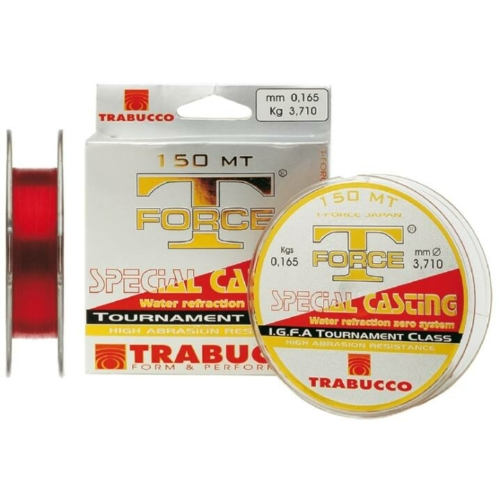 Trabucco T-Force Special Cast 150m 0,16, damil