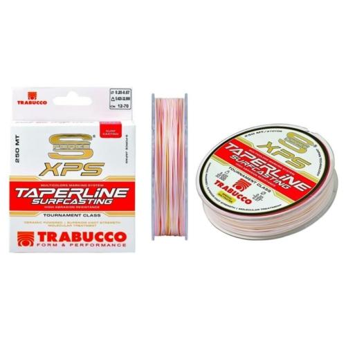 Trabucco S-Force Taper Line 0,20-0,57 250m, damil