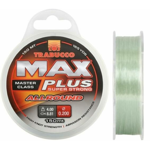 Trabucco Max Plus Line Allround 150m 0,45 damil