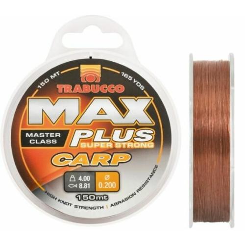 Trabucco Max Plus Line Carp 150m 0,45 damil