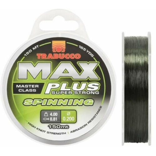 Trabucco Max Plus Line Spinning 150m 0,20 damil