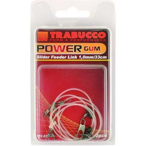 Power Gum/Slider Rig 1,3mm feeder szerelék